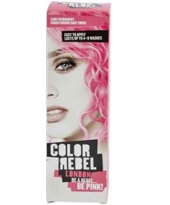Color Rebel London Be Pink Conditioning Hair Toner