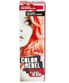 Color Rebel London Be Red Conditioning Hair Toner