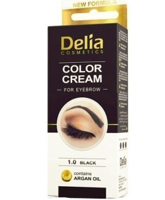 Delia Cosmetics Color Cream For Eyebrow