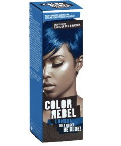 Color Rebel London Be Blue Conditioning Hair Toner