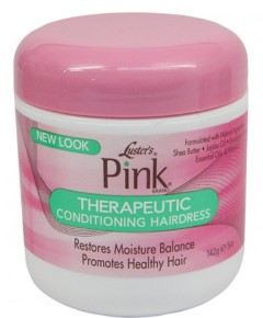 Pink Therapeutic Conditioning Hairdress