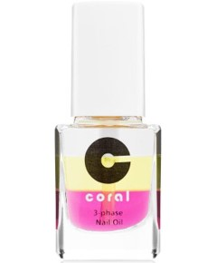 Coral Trinity Force 3 Phase Nail Oil