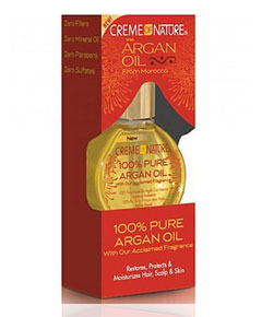 Pure Argan Oil With Acclaimed Fragrance