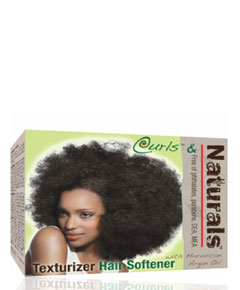Curls And Naturals Texturizer Hair Softener