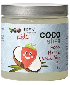Kids Coco Shea Berry Natural Smoothing Gel
