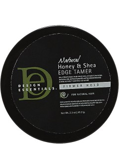 Natural Honey And Shea Edge Tamer
