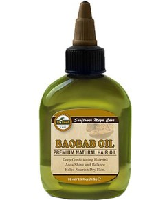 Difeel Baobab Oil Premium Natural Hair Oil