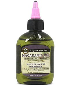 Difeel Macadamia Oil Premium Natural Hair Oil