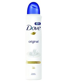 Original With Moisturising Cream 48H Anti Perspirant Spray