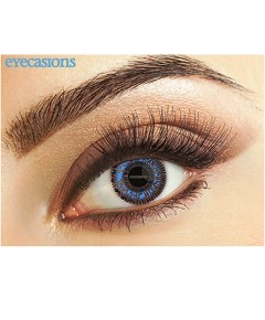 Eye Spy Two Tone Blue Contact Lens