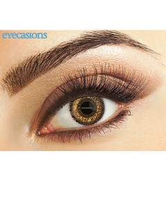 Eye Spy Two Tone Honey Contact Lens
