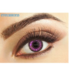 Eye Spy Two Tone Violet Contact Lens