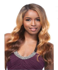Empress Lace Front L Shape Part Syn Wig Venus