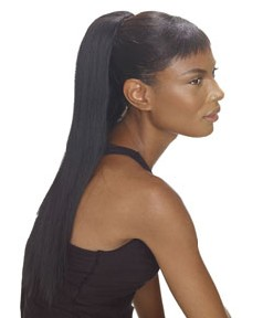 Human Hair Ez Slick Ponytail