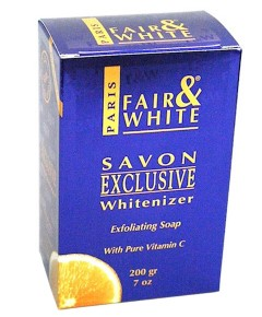 Exclusive Exfoliating Soap With Pure Vitamin C