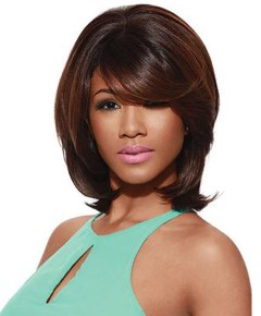 Sleek Fashion Idol Syn 101 Premium Amelie Wig