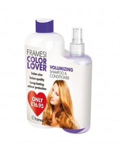 Color Lover Volumizing Shampoo And Conditioner Duo