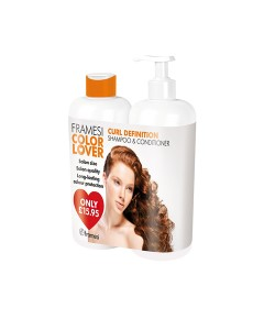Color Lover Curl Definition Shampoo And Conditioner Duo