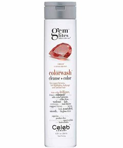 Amber Copper Brown Original Colorwash Cleanse Color