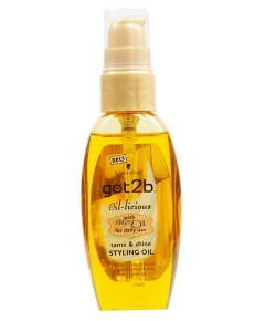 Oil Licious Tame And Styling Oil