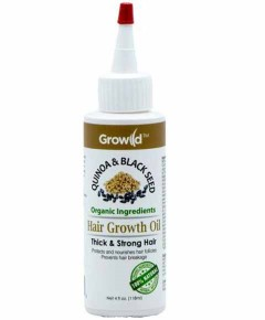 Growild Quinoa And Black Seed Hair Growth Oil