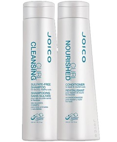 Curl Cleansing Shampoo And Curl Nourished Conditioner Gift Pack