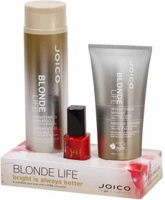 Blonde Life And Nail Varnish Bundle