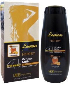 Lemon Plus Honey White Milk