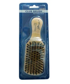 Magic Collection Natural Boar Bristle Hard Club Brush 7722