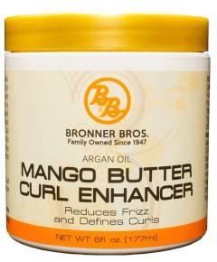 Argan Oil Mango Butter Curl Enhancer