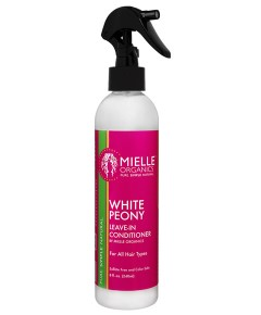 White Peony Leave In Conditioner