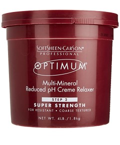 Multi Mineral Reduced Ph Creme Relaxer Step 2