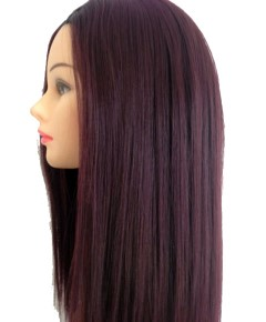 New Eve Syn Natural Straight U Part Wig