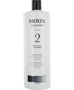 Cleanser Shampoo 2 For Noticeably Thinning