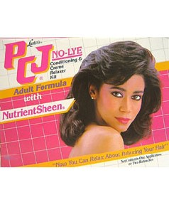 PCJ Nutrientsheen Conditioning Relaxer