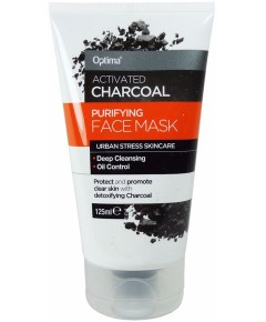 Activated Charcoal Purifying Face Mask
