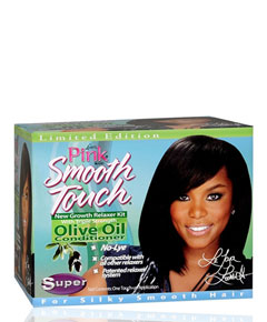 Smooth Touch Olive Oil No Lye Relaxer
