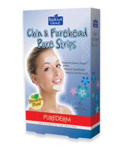 Purederm Chin And Forehead Pore Strips