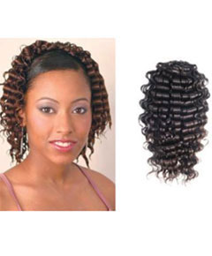 Ultra Hairpieces Crimp DS FM 4021