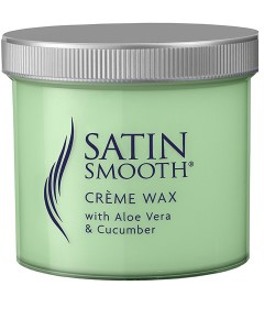 Satin Smooth Creme Wax With Aloe Vera And Cucumber