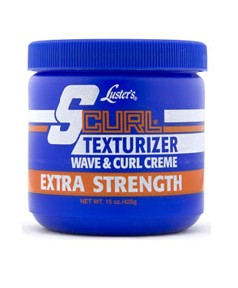 S Curl Wave N Curl Extra Strength Cream Texturizer