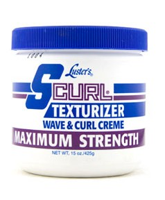 S Curl Wave N Curl Maximum Strength Cream Texturizer