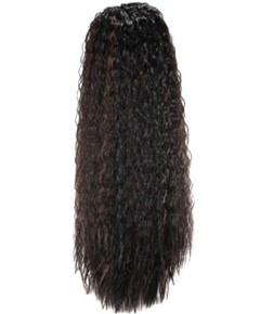 Secrets Topaz Synthetic Long Hairpiece Ponytail