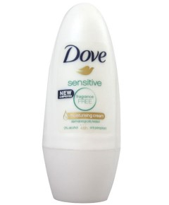 Dove Sensitive Fragrance Free 48H Anti Perspirant Roll On