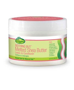 Gro Healthy Nothing But Melted Shea Butter Leave In Conditioner