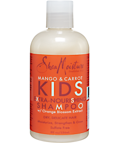 Mango And Carrot Extra Nourishing Shampoo