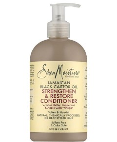 Jamaican Black Castor Oil Strengthen And Restore Conditioner