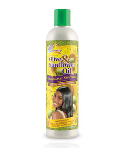 Olive And Sunflower Oil Combeasy Shampoo