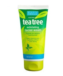 Australian Tea Tree Exfoliating Facial Wash