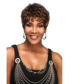 Pure Stretch Cap H 222 V Human Hair Wig